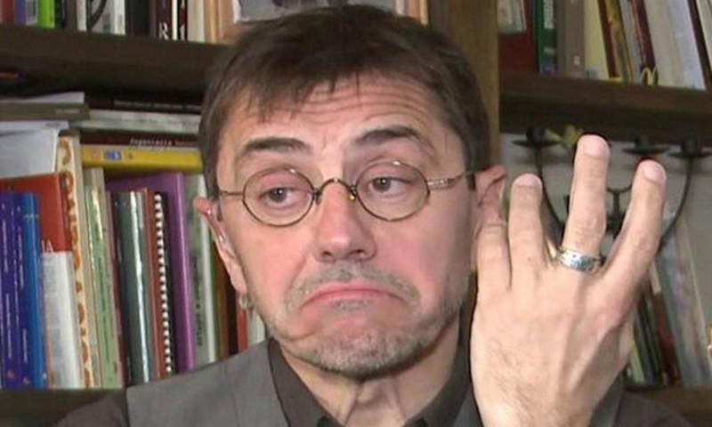 'Caso Neurona': Empleados de Podemos intentan salvar a Monedero, pero terminan hundiéndole por incongruentes