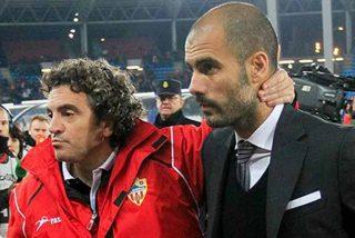 Juanma Lillo aterriza en el Manchester City, será el segundo entrenador de Guardiola