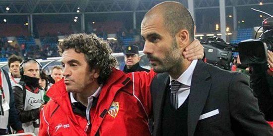 Juanma Lillo aterriza en el Manchester City: será el segundo entrenador de Guardiola
