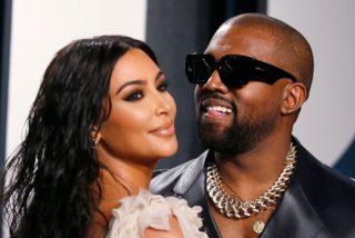 Kim Kardashian niega que esté tramitando su divorcio de Kanye West