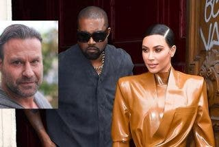 Kim Kardashian y Kanye West 'amenazan al ex guardaespaldas Steve Stanulis con una demanda de 10 millones
