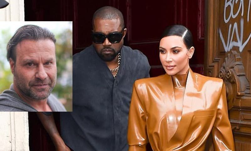 Kim Kardashian y Kanye West 'amenazan al exguardaespaldas Steve Stanulis con una demanda de 10 millones