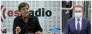 """Losantos: """"José Manuel Franco es el más tonto de Madrid, el único que no sabía qué podía pasar el 8-M"""""""
