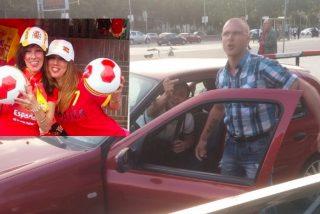 Condenados a prisión 4 de los fanáticos independentistas que agredieron y robaron a las dos chicas de 'Barcelona con la Selección'