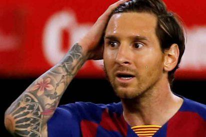 El Barça pincha en Sevilla y deja el liderato de la Liga de Fútbol a los pies del Real Madrid