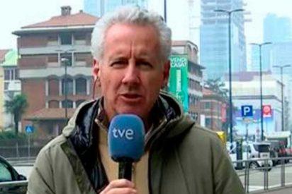 La 'soviética' RTVE también se carga a Lorenzo Milá, corresponsal en Roma