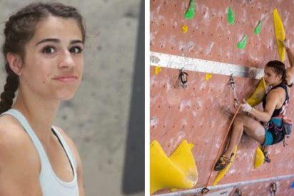 Se mata Luce Douady, una galardonada escaladora francesa de 16 años, tras caer de un acantilado