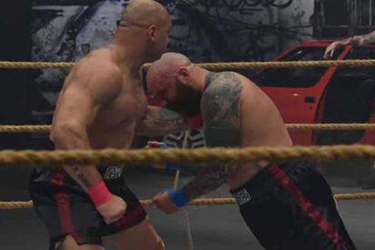 Con el rostro destruido: Así quedó el hombre que cometió el error de enfrentarse al 'Tyson polaco'