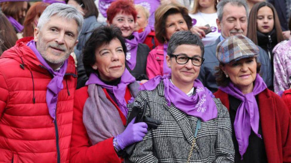 El PSOE supo de los riesgos del coronavirus 50 días antes de la celebración del mortal 8-M