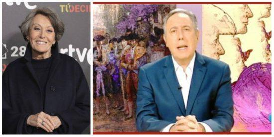 Nueva cornada de la RTVE de Rosa María Mateo: El veterano Federico Arnás abandona 'Tendido Cero'