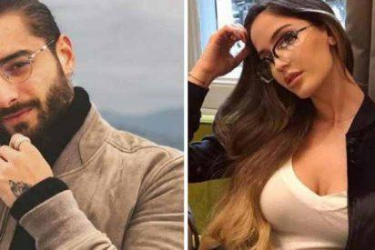 Lo que todos sabían: la maciza Natalia Barulich confiesa por qué dejó a Maluma y comenzó con Neymar