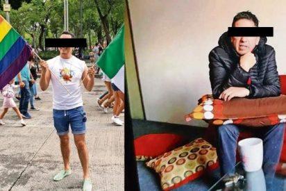 Este tipo viola, mata y quema a su sobrino en Colorado, huye a México y allí asesina a su novio gay