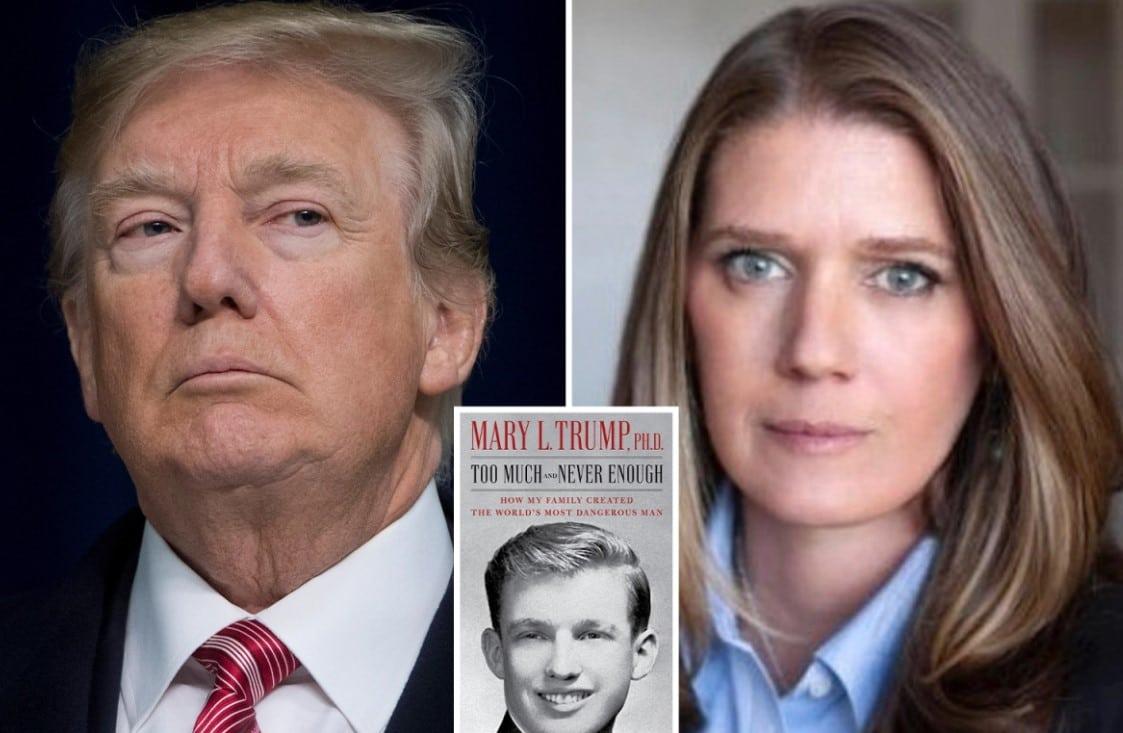 EEUU: Un tribunal rechaza bloquear la publicación de un libro de la sobrina de Donald Trump