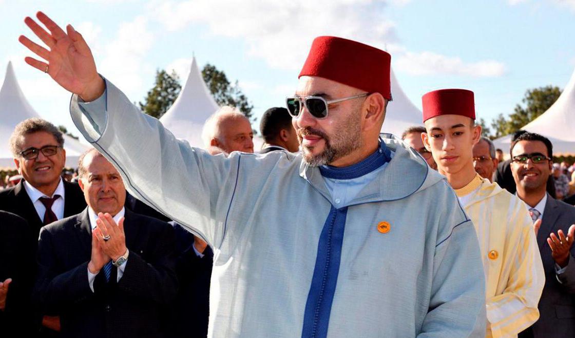 El rey Mohamed VI de Marruecos es operado con éxito del corazón en su palacio en Rabat