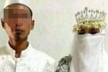 Se casa y se divorcia a los dos días de la boda al descubrir que su pareja es un hombre
