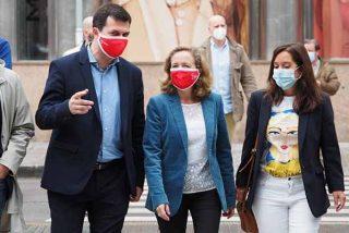 """Nadia Calviño, pillada admitiendo una verdad muy incómoda para el Gobierno: """"Haces bien en tener miedo..."""""""
