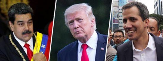 EEUU sanciona a cinco falsos opositores por ayudar a Nicolás Maduro a 'expropiar' partidos políticos