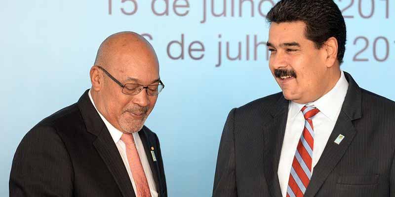 Nicolás Maduro pierde el apoyo de Surinam, último aliado incondicional en Sudamérica
