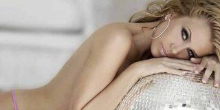 La famosa cantante Noelia recordó la mascarilla antes de ir al súper... pero olvidó la ropa interior