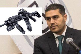 Quién es Omar García Harfuch y han intentando asesinarlo en un atentado de una violencia sin precedentes en Ciudad de México