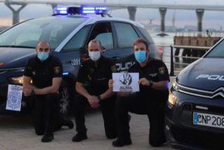 Un inspector jefe de la Policía masacra a los compañeros de la foto más insultante para el Cuerpo