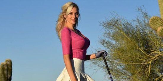 Paige Spiranac: la influencer que más 'calienta' el golf femenino