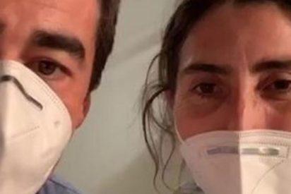"""""""Porque le dará pasta"""": tremenda pillada a Paz Padilla cuando creía que había dejado de grabar"""