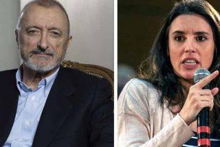 "Pérez-Reverte contra la dictadura de género del ministerio de Irene Montero: ""Estupidez y prepotencia intimidatoria"""