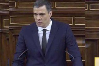 Pedro Sánchez cabalga sobre las víctimas del COVID-19: