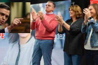 Sánchez pone a la Fiscalía de su amiga 'Lola' a blanquear la letal pifia del 8-M y las tropelías de los golpistas catalanes