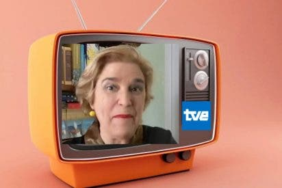 TVE 'contrata' a la apedreadora Pilar Rahola para comentar la noche electoral en Cataluña