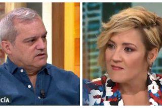 """El mosqueo de Ramón García con Cristina Pardo en laSexta: """"¿Quién realiza este programa?"""""""