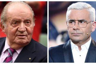 Jorge Javier Vázquez no tiene límites: su miserable ataque al rey Juan Carlos