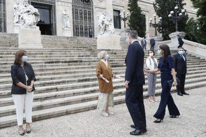 El vídeo que censura Moncloa: Doña Letizia estalla, provoca un incidente con el Gobierno y humilla a Sánchez