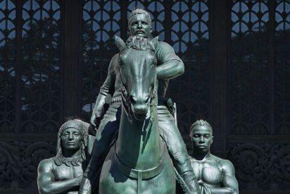 El Museo de Historia Natural de Nueva York retirará la estatua de 'Teddy' Roosevelt por representaciones racistas