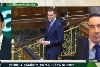 """Pedrojota agradece a Sánchez que le dé de desayunar en RTVE: """"El presidente no tiene responsabilidades penales"""""""
