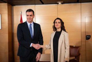 El diabólico plan de Pedro Sánchez para dinamitar el escaso prestigio que aún atesora Ciudadanos