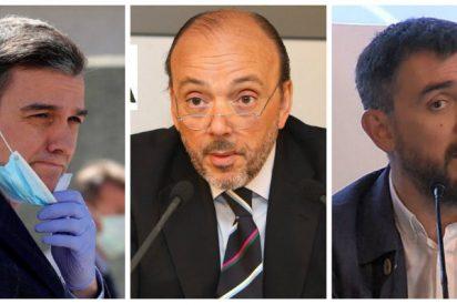 Sánchez pone en marcha un asalto a la SER y El País para aumentar el control mediático del Gobierno PSOE-Podemos