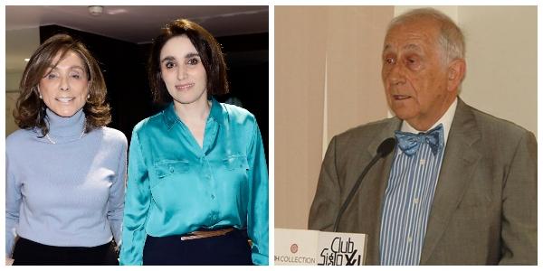 Juego sucio en el Club Siglo XXI: la familia Segrelles maniobra para apartar al embajador 'Chencho' Arias