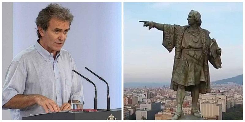 La monumental idea de un tuitero para sustituir la tan odiada figura de Cristóbal Colón