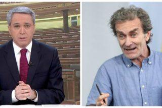 Vicente Vallés desvela en Antena 3 la trampa 'secreta' que intenta colar el Gobierno Sánchez en la cifra de muertos por coronavirus