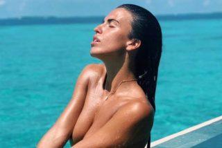 Sofía Suescun torea la censura de Instagram con un desnudo integral: