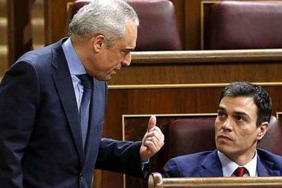 'La Púnica' le estalla en la cara también al PSOE y deja a Simancas retratado por el pago de 1 millón de euros