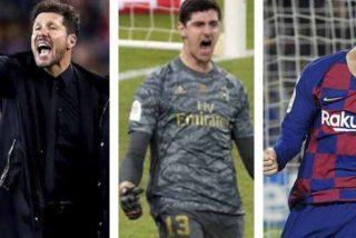 Las claves de La Liga exprés tras el COVID-19: La magia de Messi, el guante de Courtois o el poder del 'Cholo'