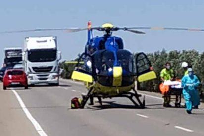 El primer fin de semana tras el estado de alarma deja ocho muertos en las carreteras