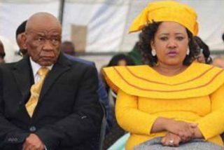 Sale a la luz lo que pagó Thomas Thabane, primer ministro de Lesoto, a los sicarios que mataron a su esposa