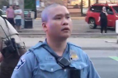 La muerte de George Floyd: la ayuda del policía asiático reactiva la 'guerra' de minorías raciales en EEUU