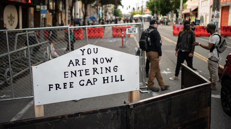 """Trump amenaza a Seattle por su 'gueto anarquista': """"Recuperen su ciudad ahora. Si ustedes no lo hacen, yo lo haré"""""""