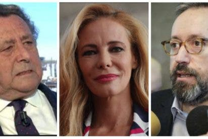 Ussía y Girauta 'cabalgan' juntos en Twitter para fulminar a Paula Vázquez