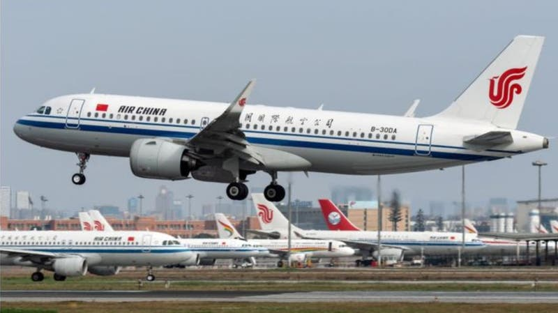 Donald Trump prohíbe a las aerolíneas chinas volar a EEUU: Air China, China Eastern Airlines, China Southern Airlines y Hainan Airlines